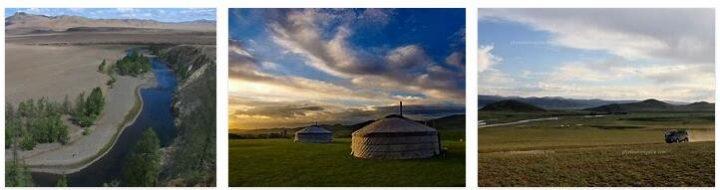 Orkhon Valley Cultural Landscape (World Heritage)